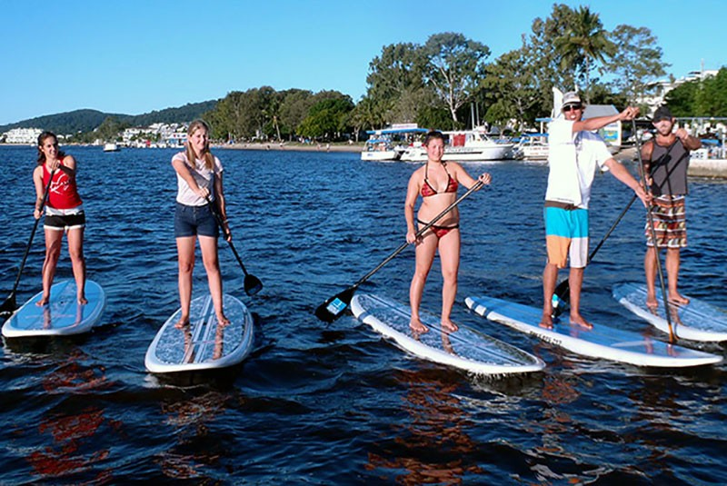 SUP Noosa Lessons