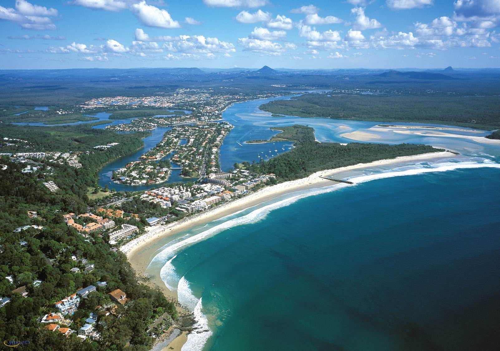 Great Places to SUP, Noosa QLD